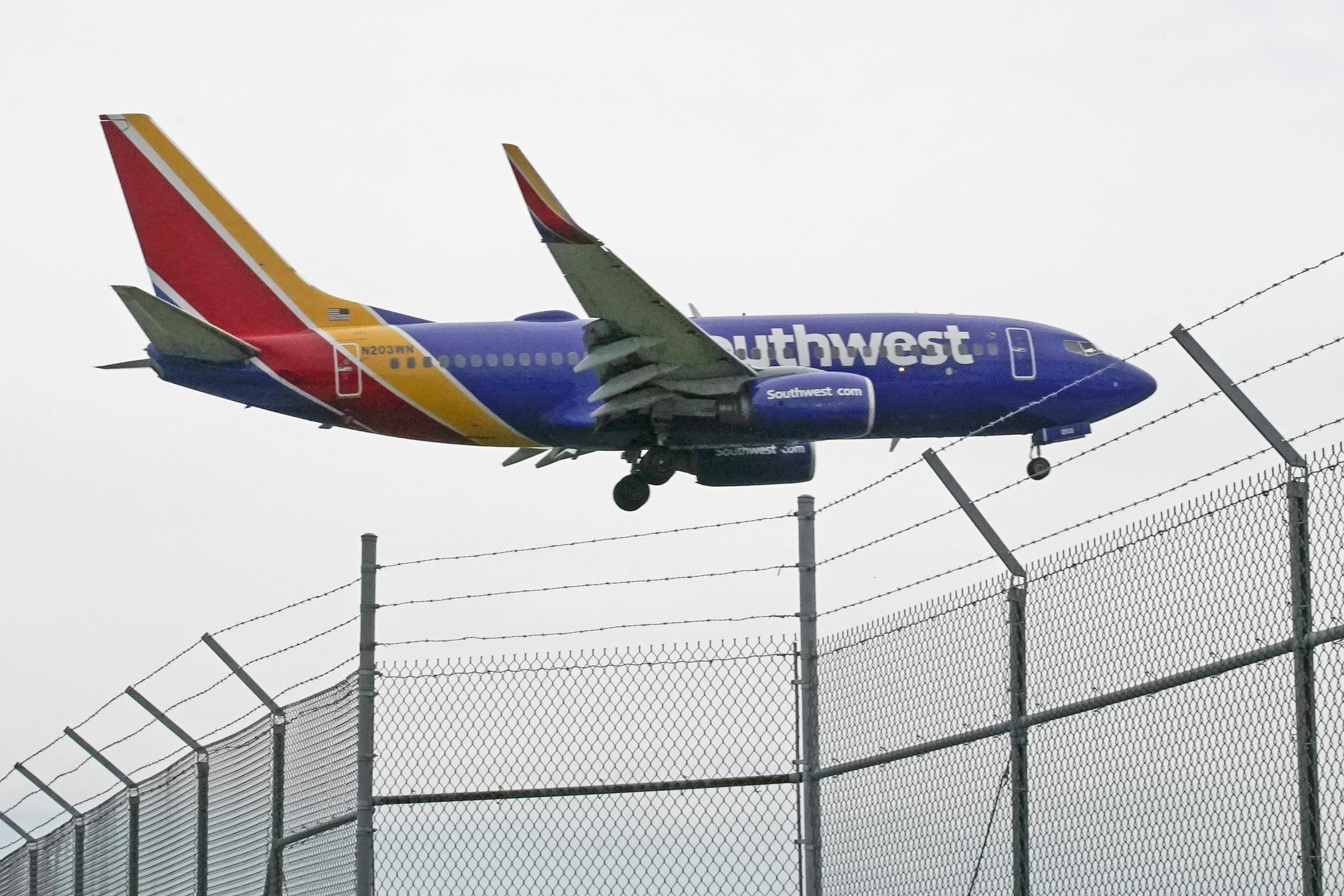 Southwest: We won't put unvaccinated workers on unpaid leave