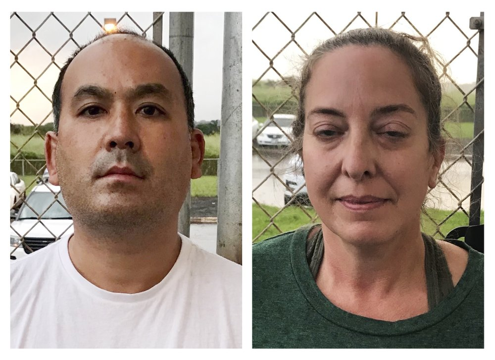 Police arrest couple who despite testing positive still traveled to Hawaii