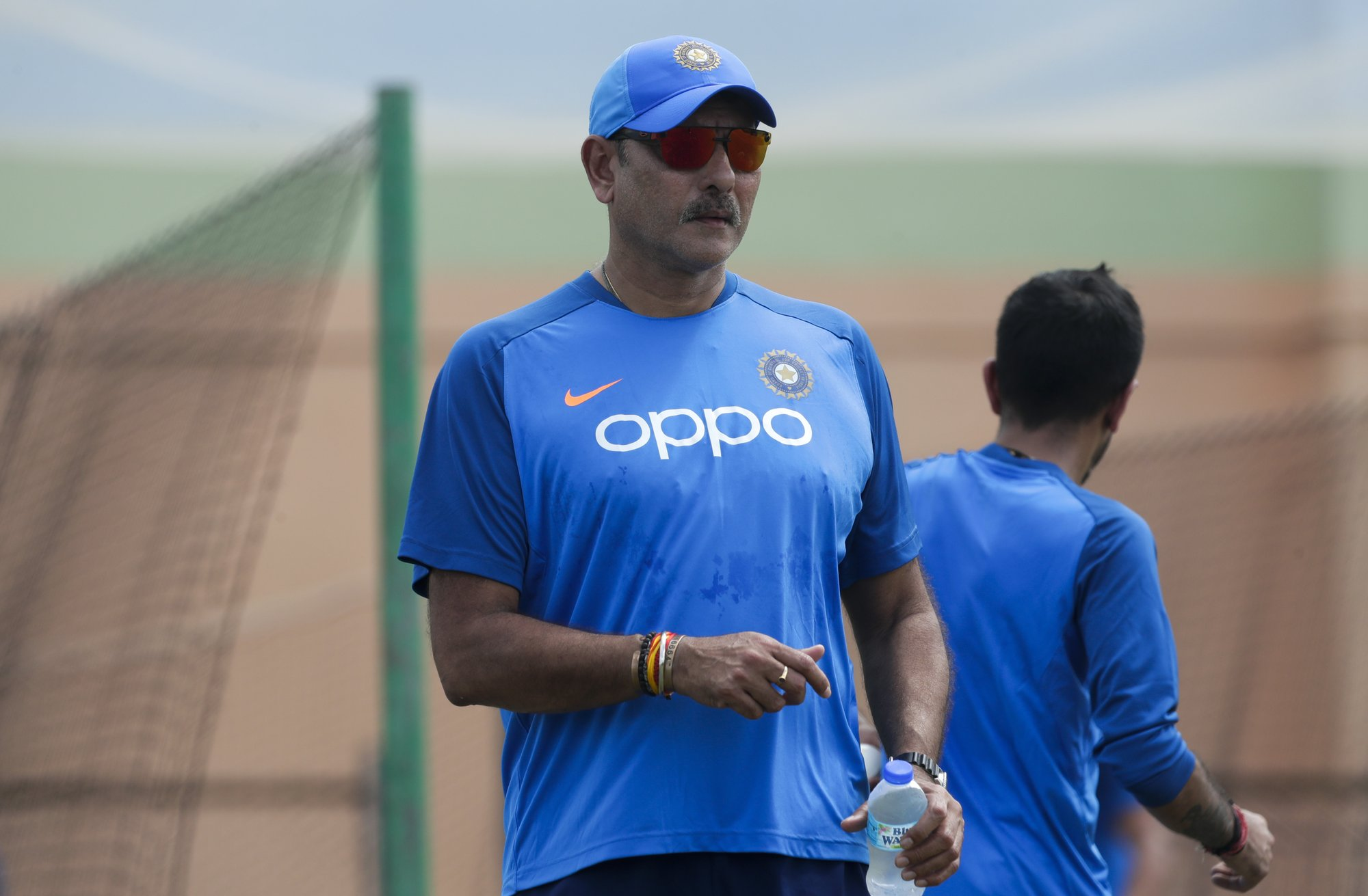Shastri retained as India coach to 2021 T20 World Cup