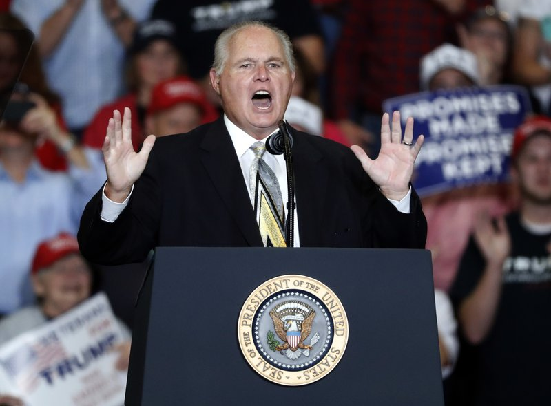 Rush Limbaugh's syndicator to keep his voice alive on radio with archival audio footage