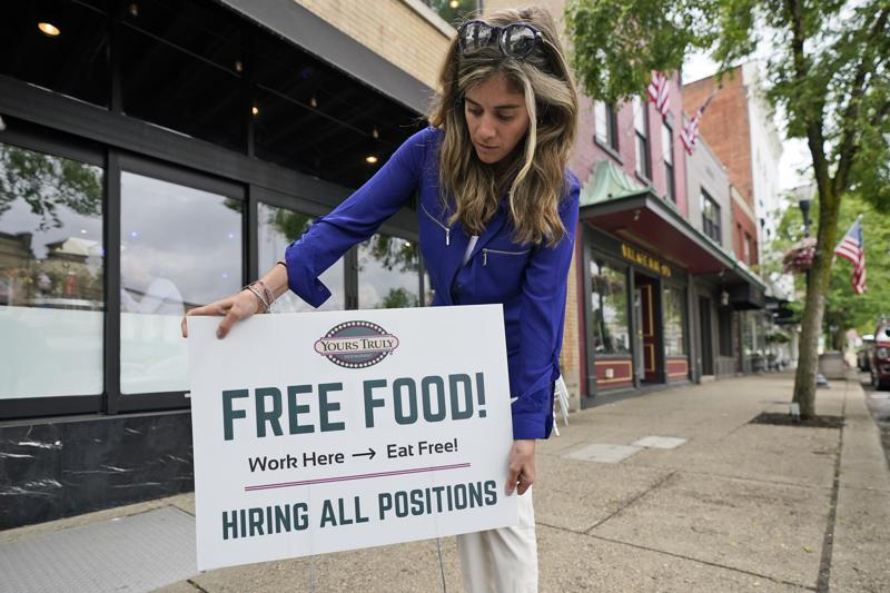 Jobs data to show whether worker shortages still slow hiring