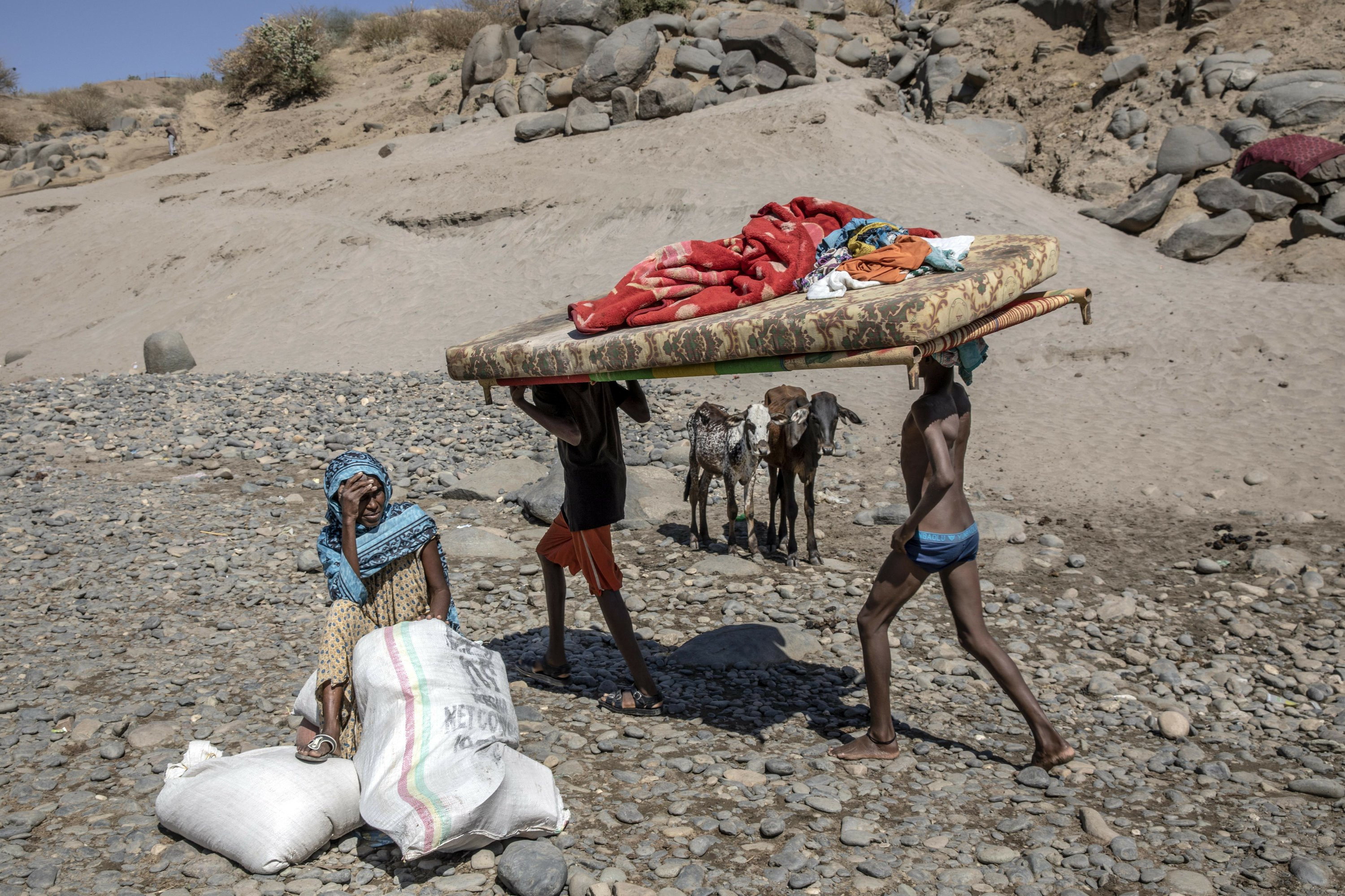 UN, Ethiopia sign deal for aid access to embattled Tigray