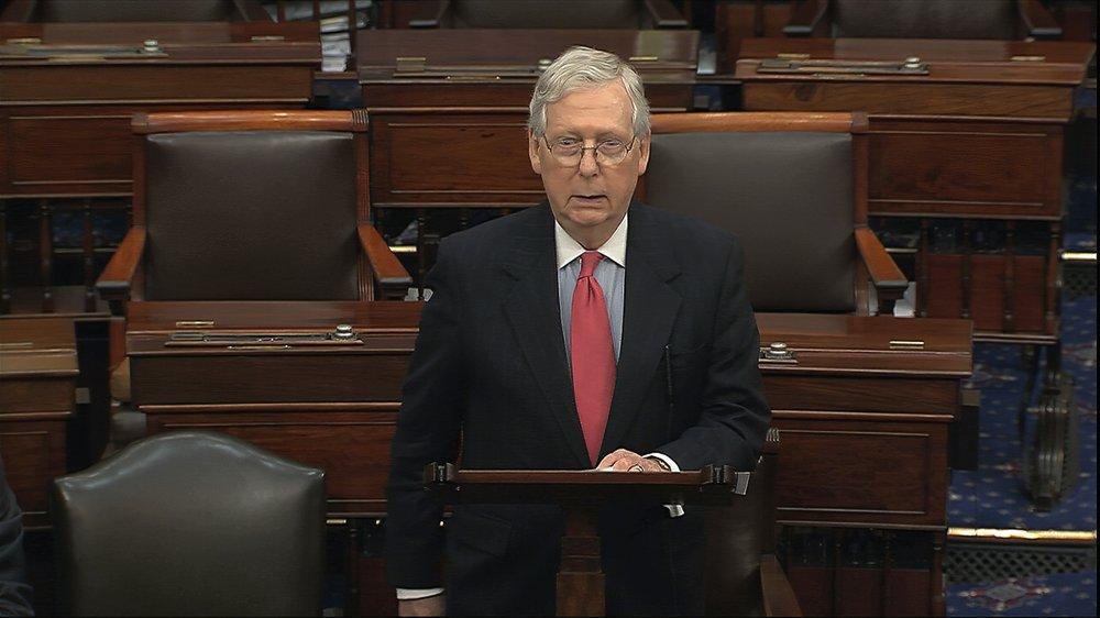 Senate passes $2.2 trillion coronavirus rescue package on unanimous vote