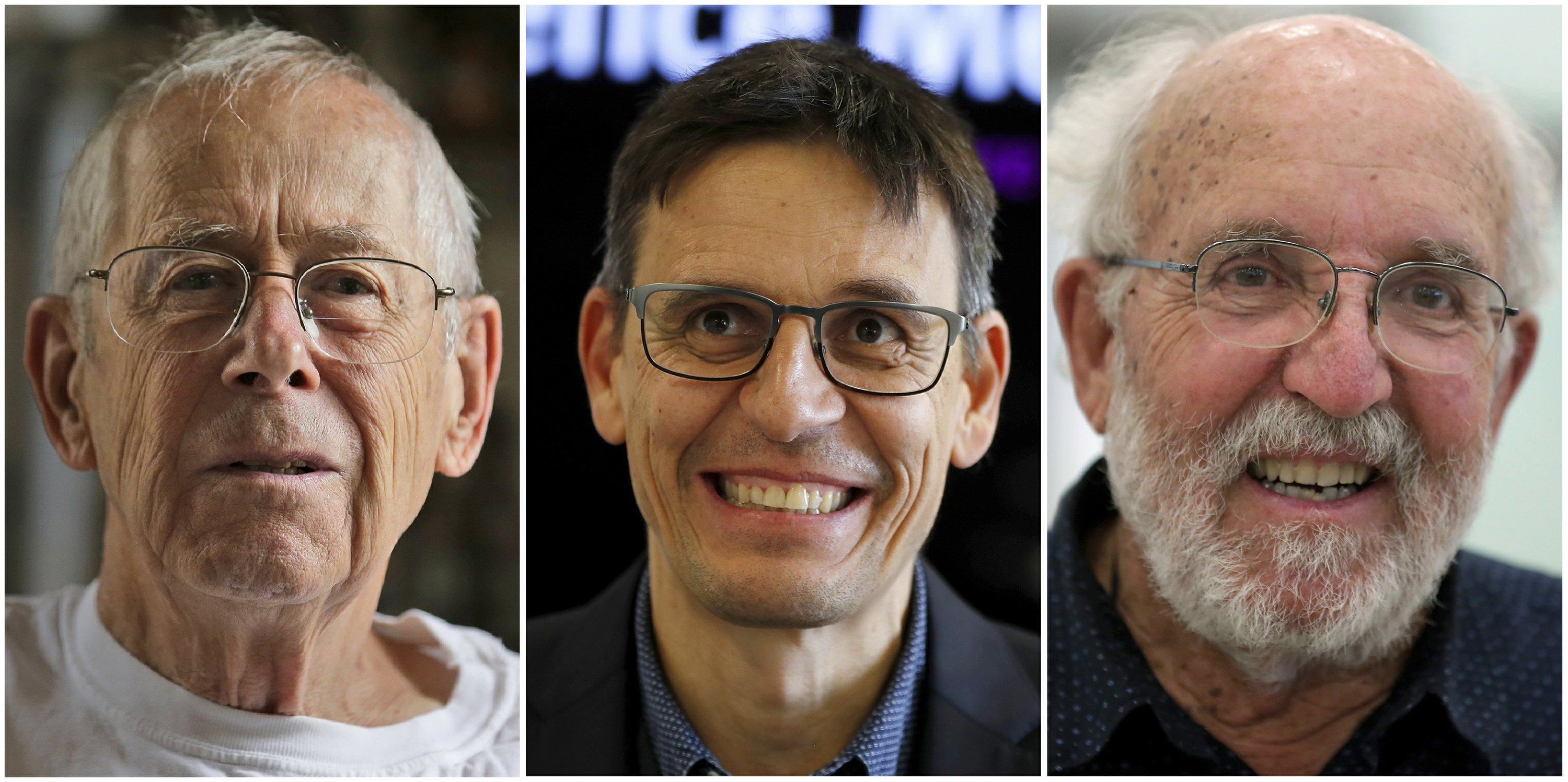 Are we alone? Nobel Prize goes to 3 who tackled cosmic query