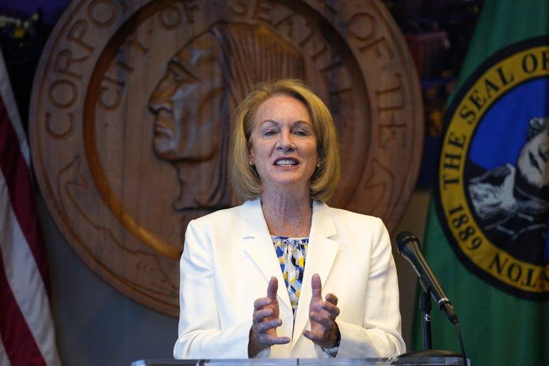 Seattle Mayor Jenny Durkan Won't Run for Re-election Next Year