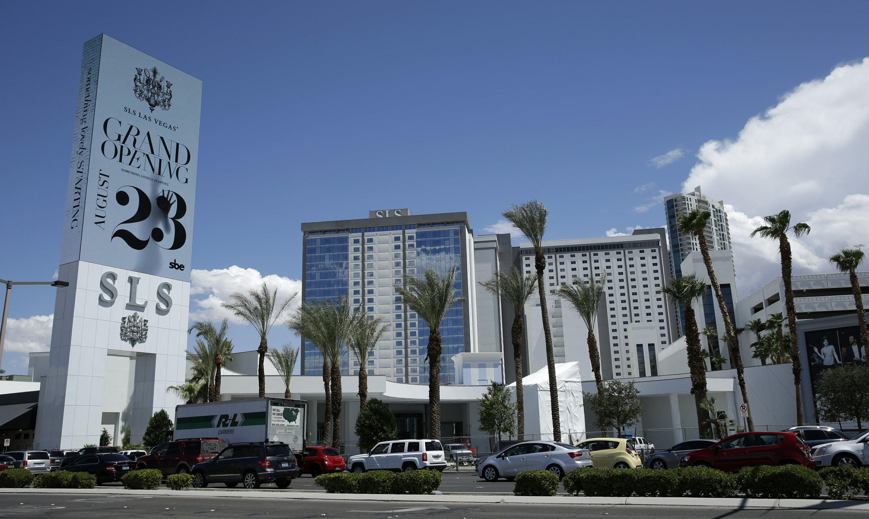 Sls Hotel Vegas