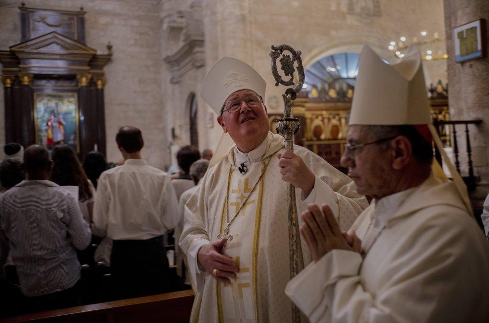New York Cardinal hopes to build bridges with Cuba visit