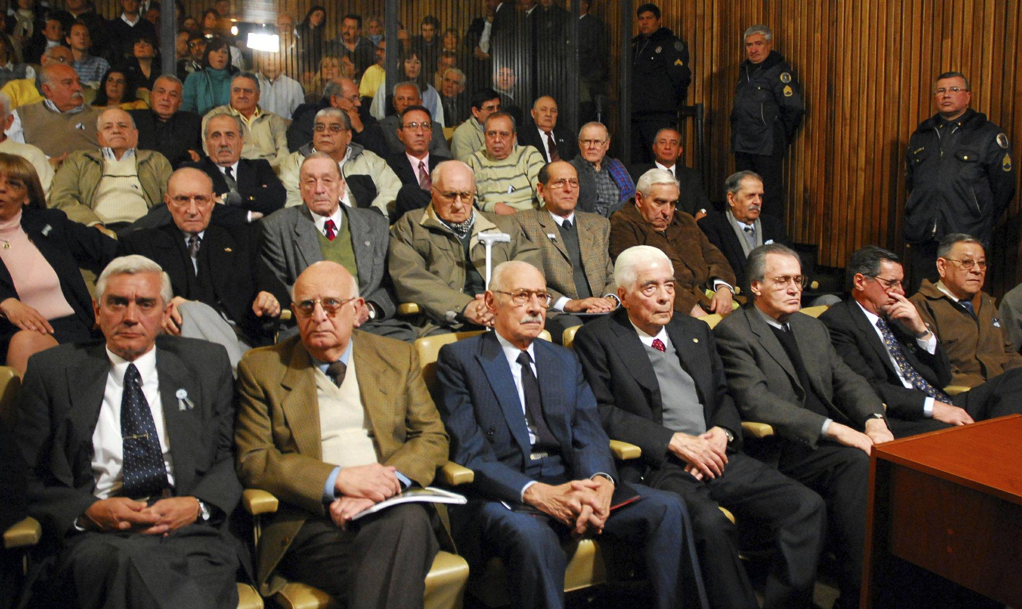 US documents expose Argentine dictatorship's grisly crimes