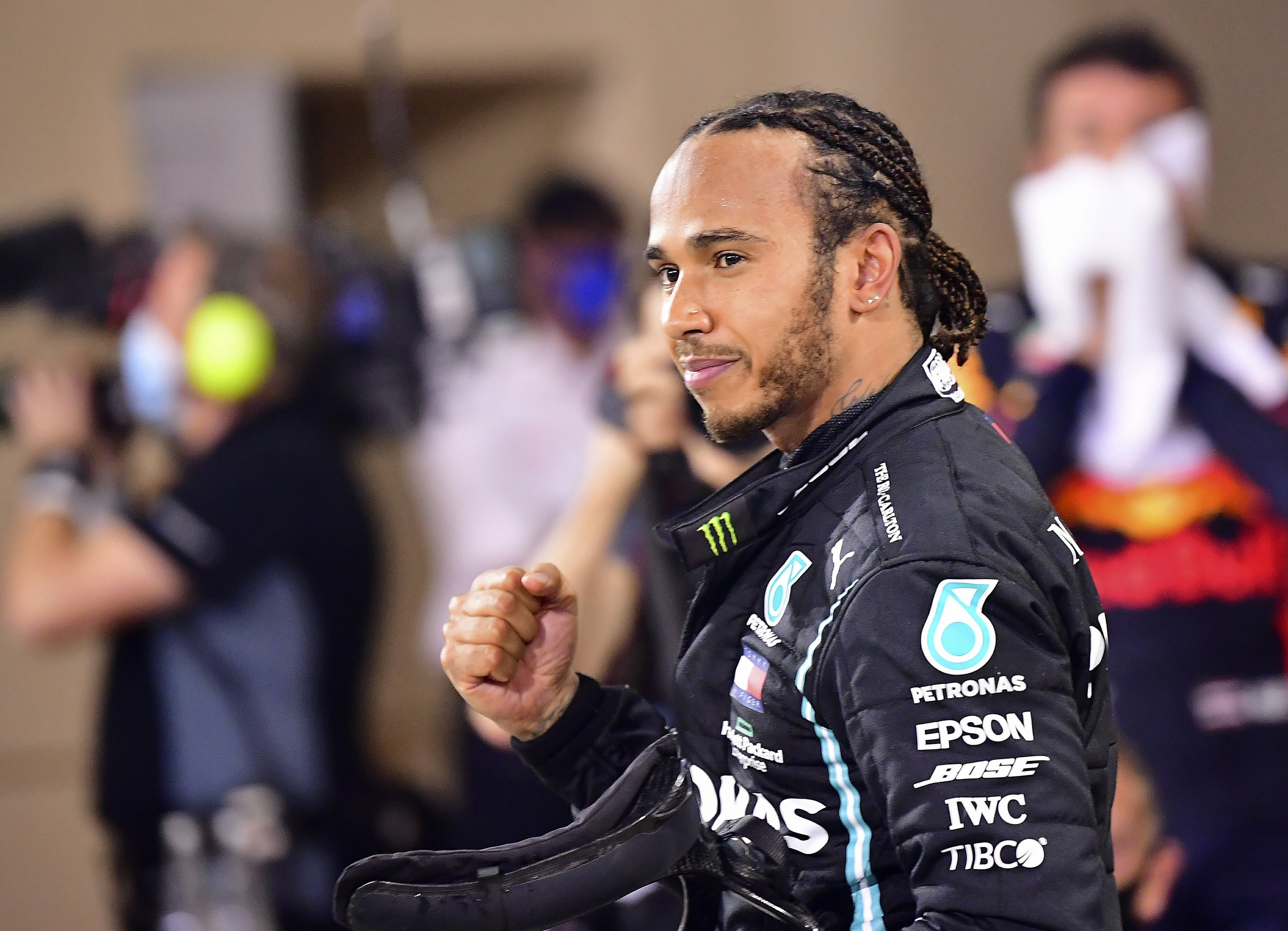 Speedy Sir Lewis Hamilton Knighted In Year End Royal Honors