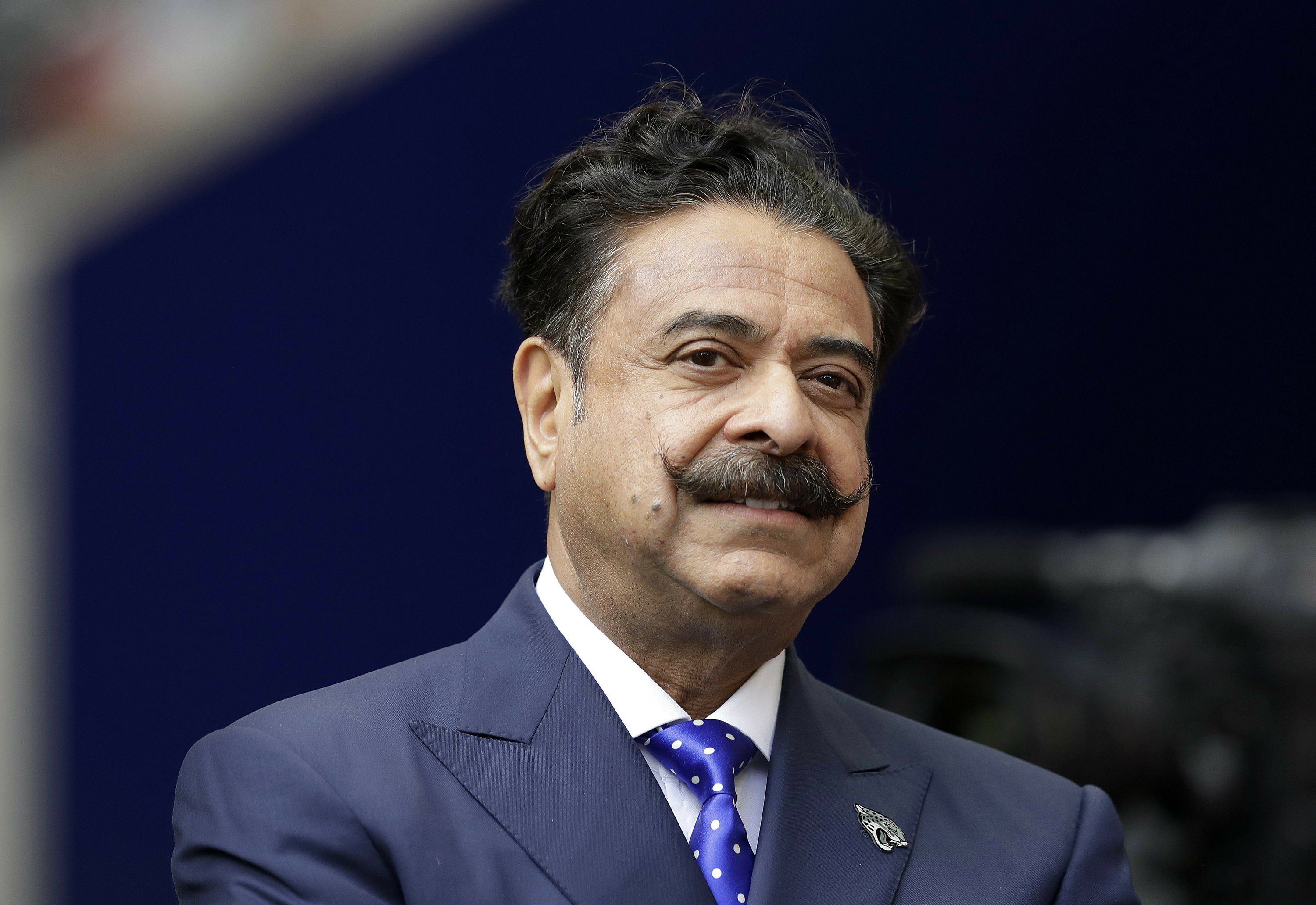 Jaguars owner investing in national Black News Channel