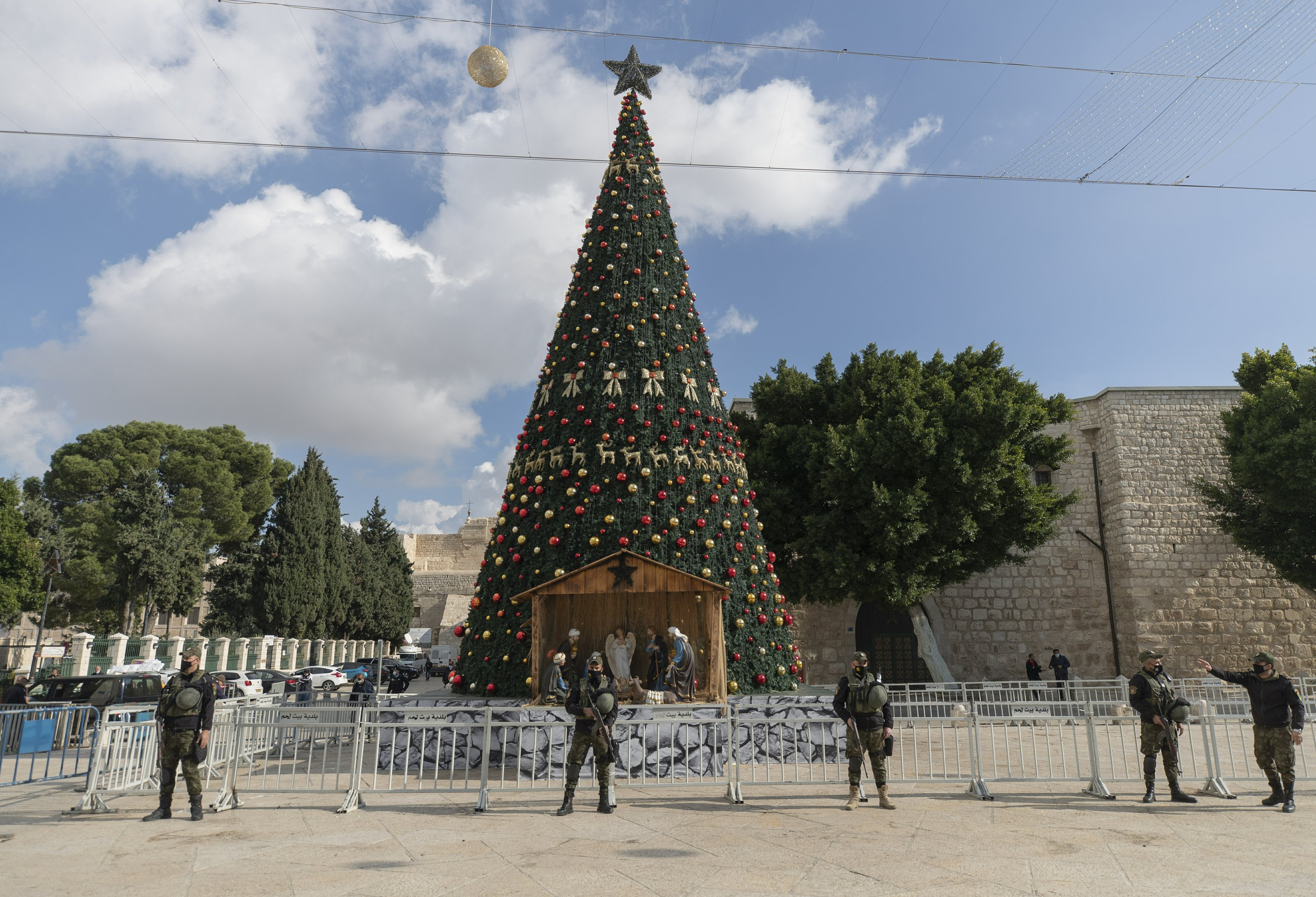 Coronavirus dampens Christmas joy in Bethlehem and elsewhere – Associated Press