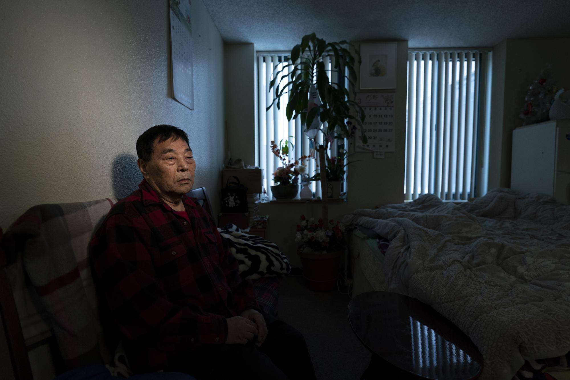 Older Korean-Americans in Los Angeles fear for their lives amid anti-Asian attacks