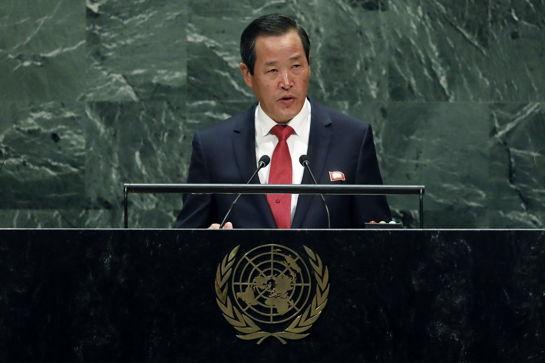 North Korea complains at UN about US 'provocations'