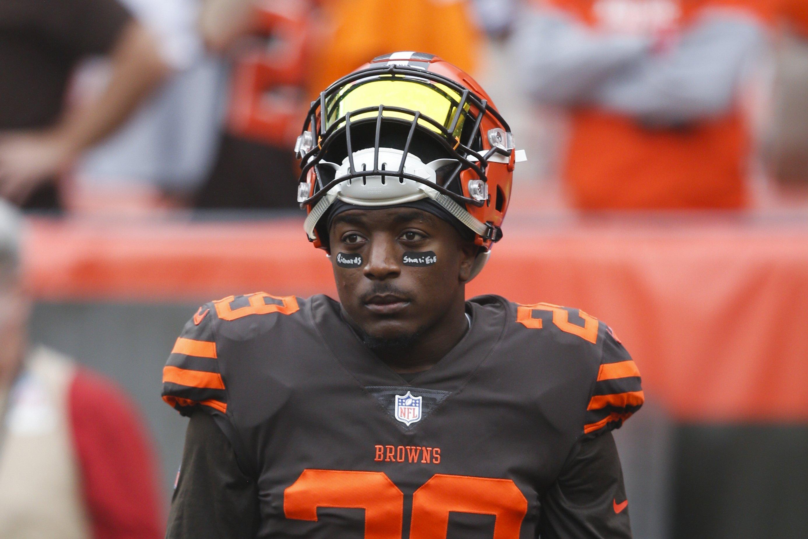 Browns trade RB Duke Johnson to Texans for 2020 draft pick