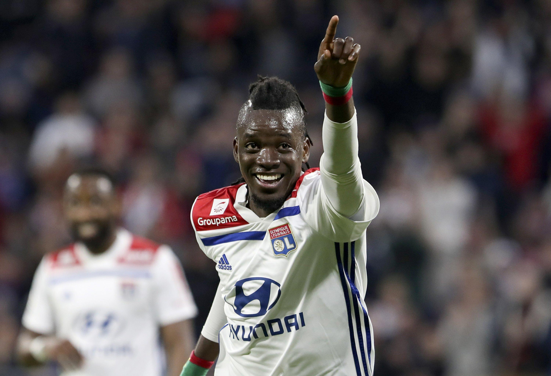 Burkina Faso striker Traore leaves Lyon for Aston Villa