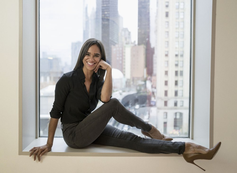 Misty Copeland and other ballet dancers perform for a virtual audience to benefit the struggling dance community