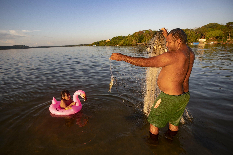 Amazon land grabbers assail ecotourism paradise in Brazil