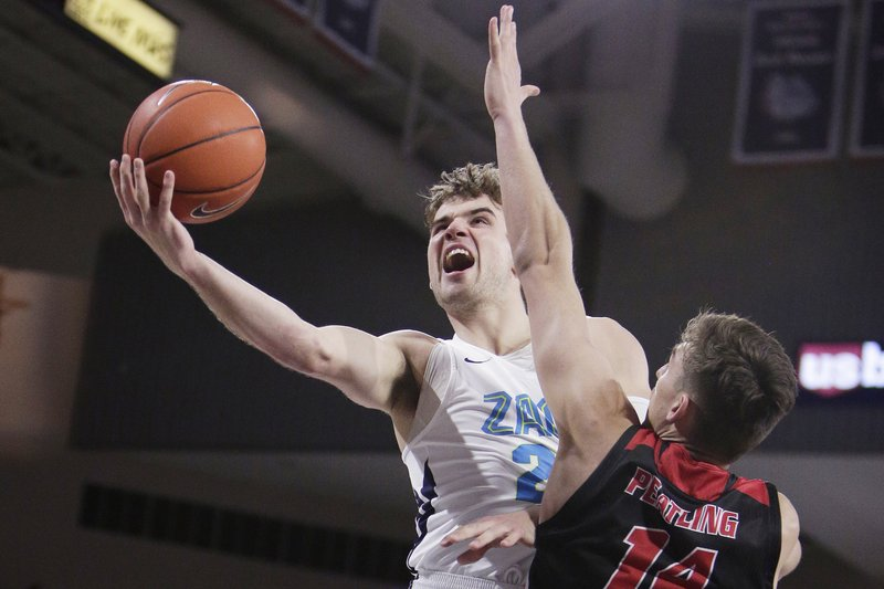 Gonzaga stays No. 1 in men's AP Top 25; Oregon into top 5