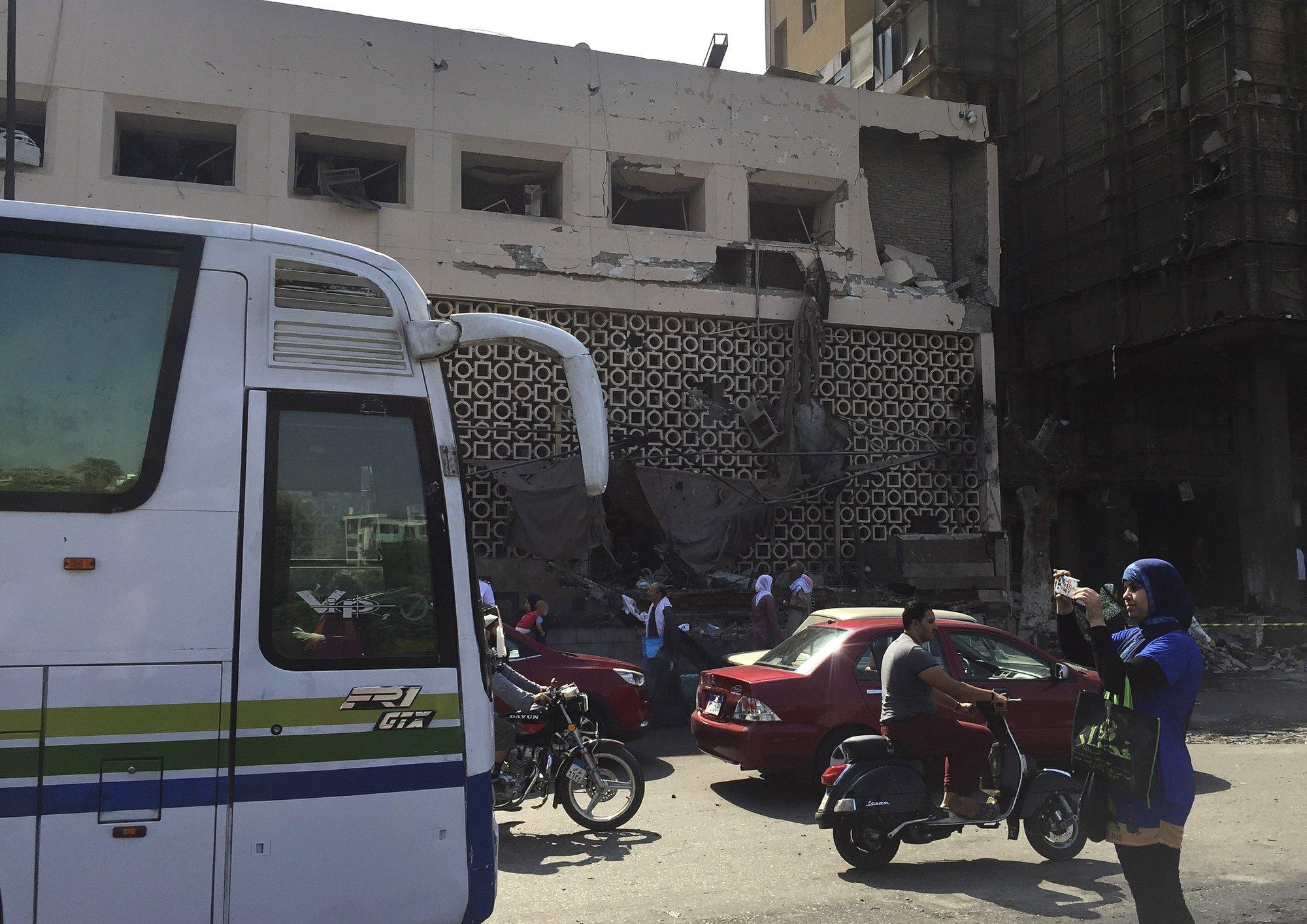 Egypt says security forces killed 17 Islamic militants