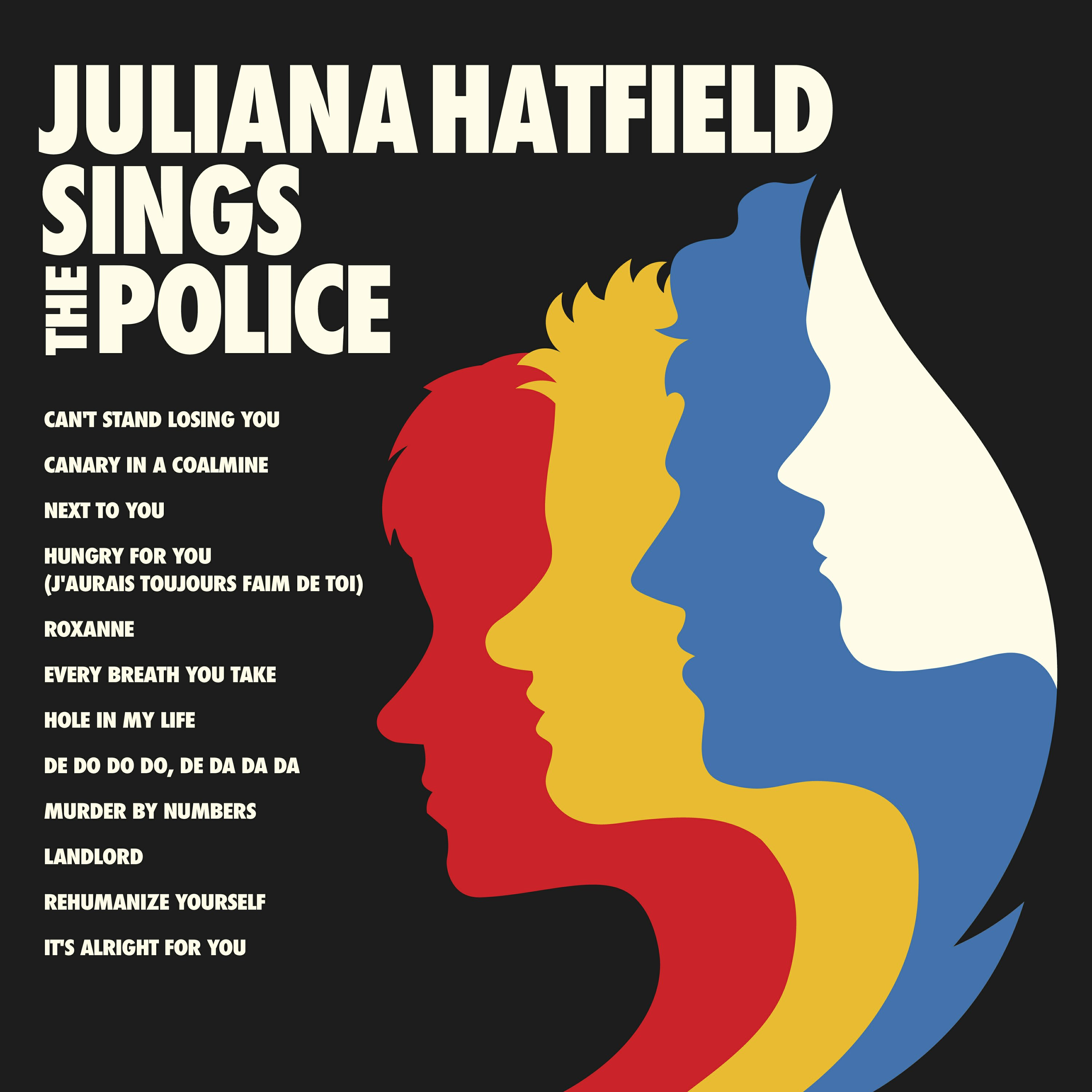 Deep cuts rule Juliana Hatfield's Police covers album