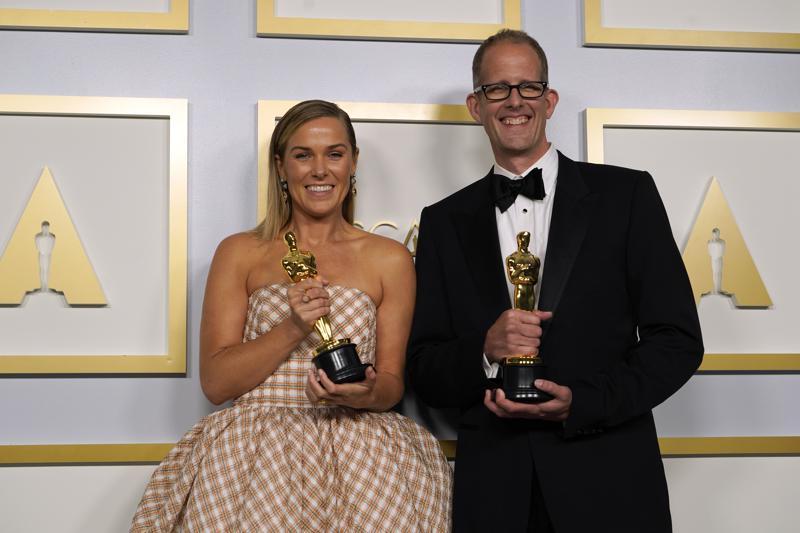 Pixar's 'Soul' wins best animated feature Academy Award at Oscar