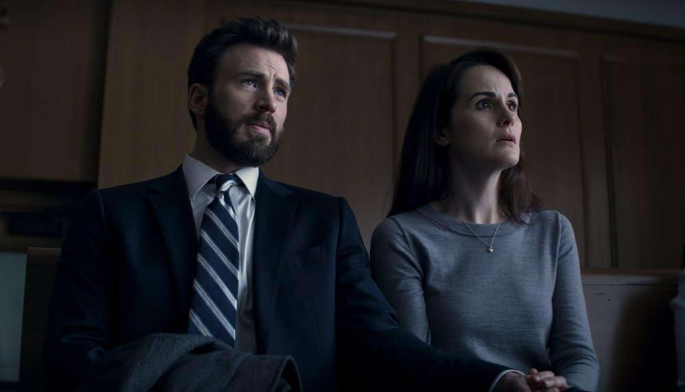 New show 'Defending Jacob' is a homecoming for Chris Evans