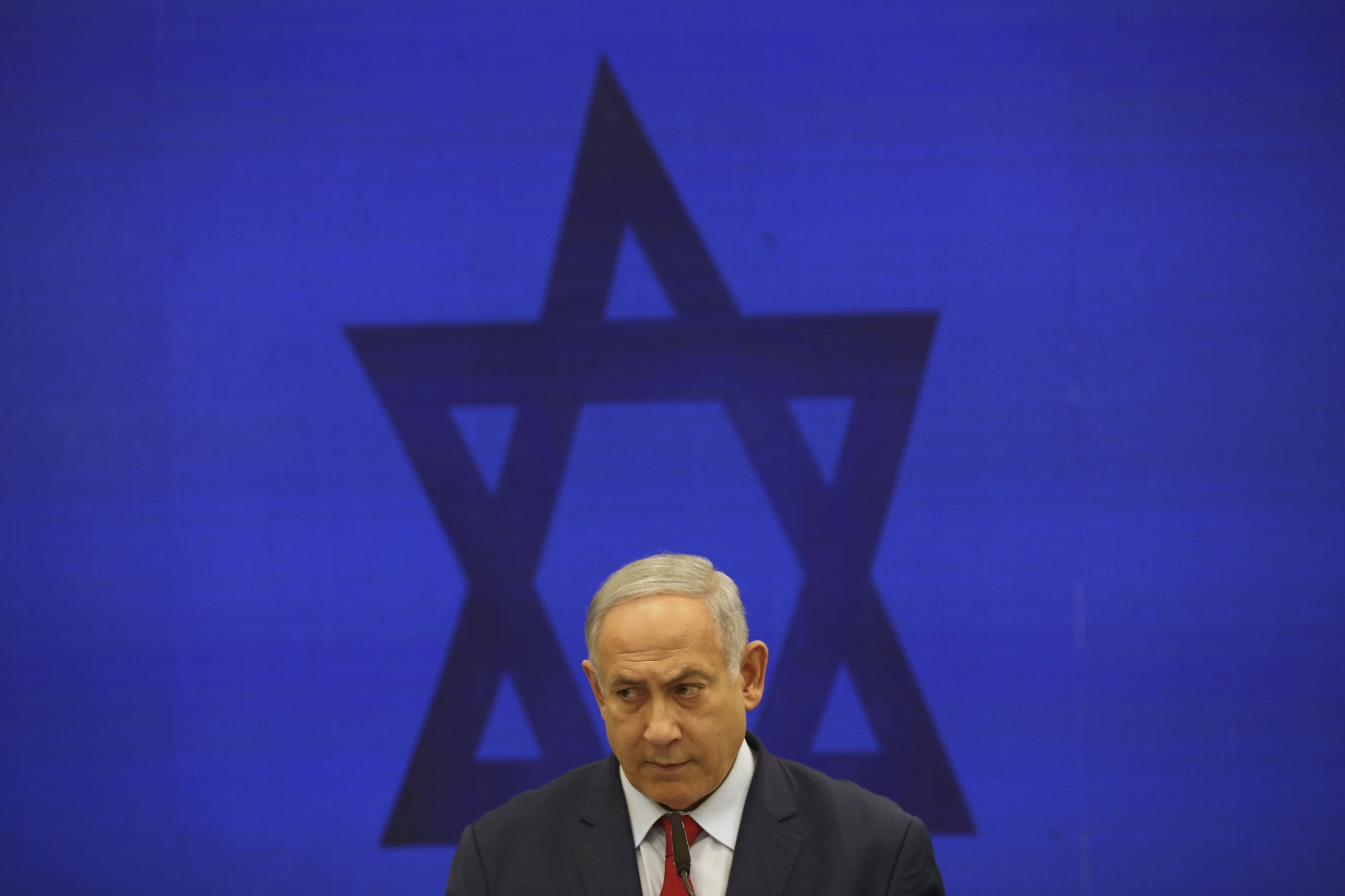 Israel's Netanyahu indicted on corruption charges