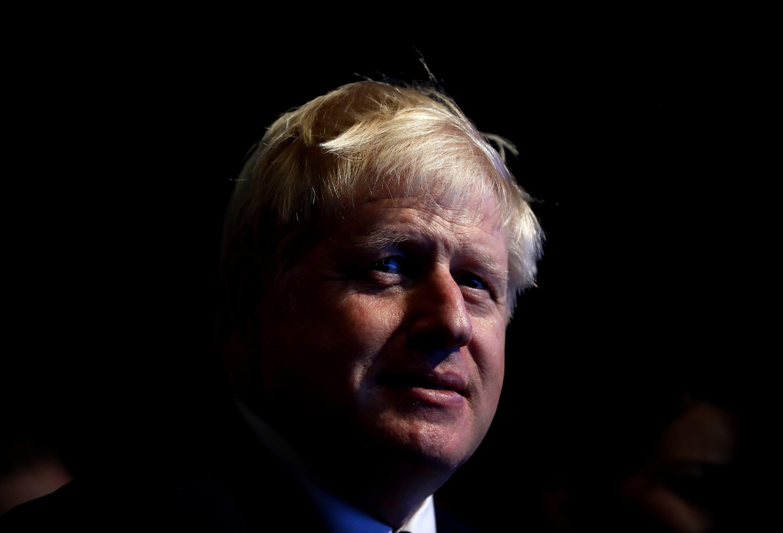UK's Johnson denies allegations of patronage, groping