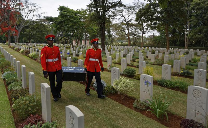 """British authorities apologize for """"pervasive racism"""" in memorials to WWI dead"""
