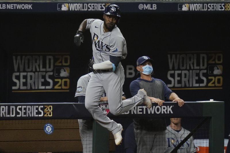 arozarena s breakout postseason not quite enough for rays breakout postseason not quite enough