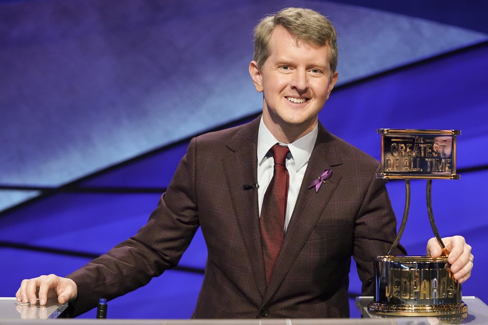 "Record-holder Ken Jennings to be first interim ""Jeopardy!"" host replacing Alex Trebek"