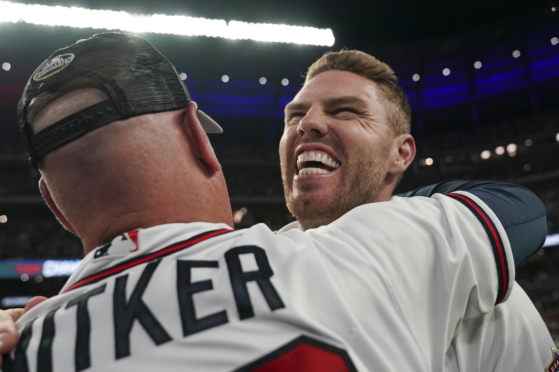 Brave new world: Atlanta beats LA 4-2, heads to World Series