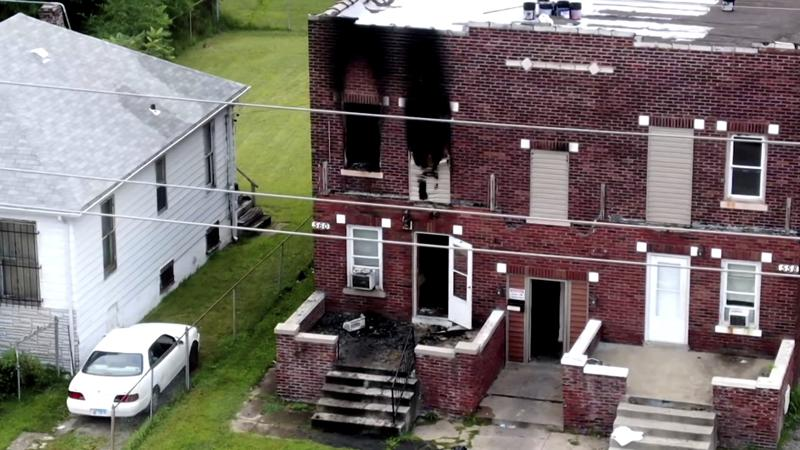 Five Young Siblings Die in Apartment Fire in Southwestern Illinois