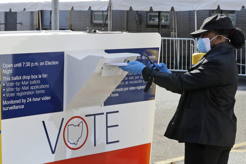Ohio judge derides restriction of 1 ballot box per county