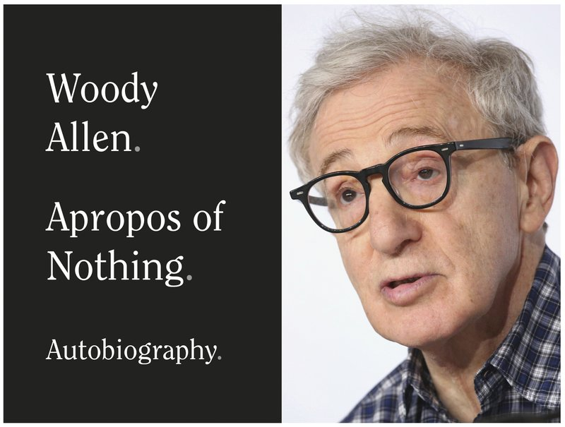 Publisher cancels plans to release Woody Allen memoir