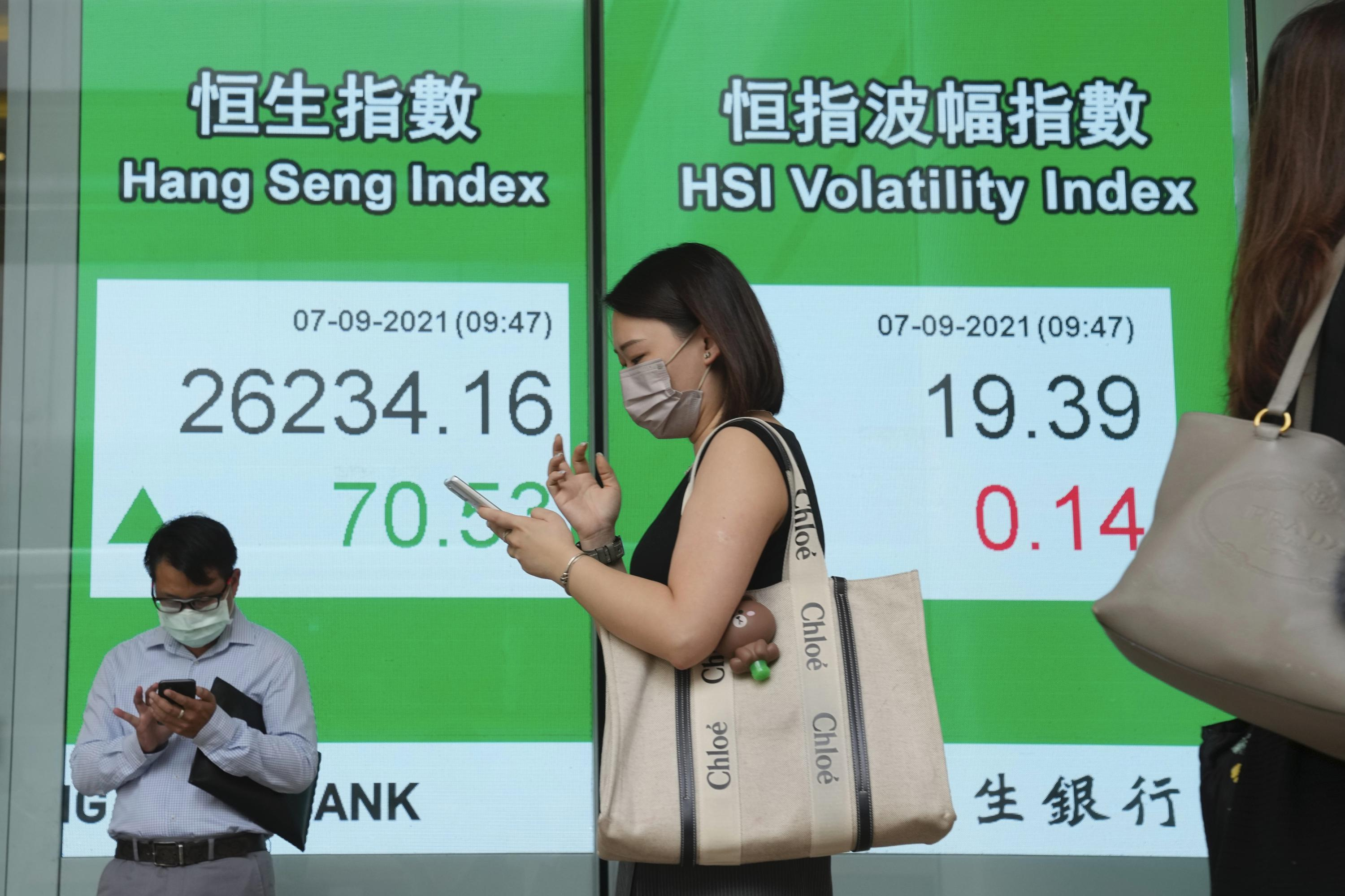 Asian stocks rise ahead of central bank meetings - Associated Press