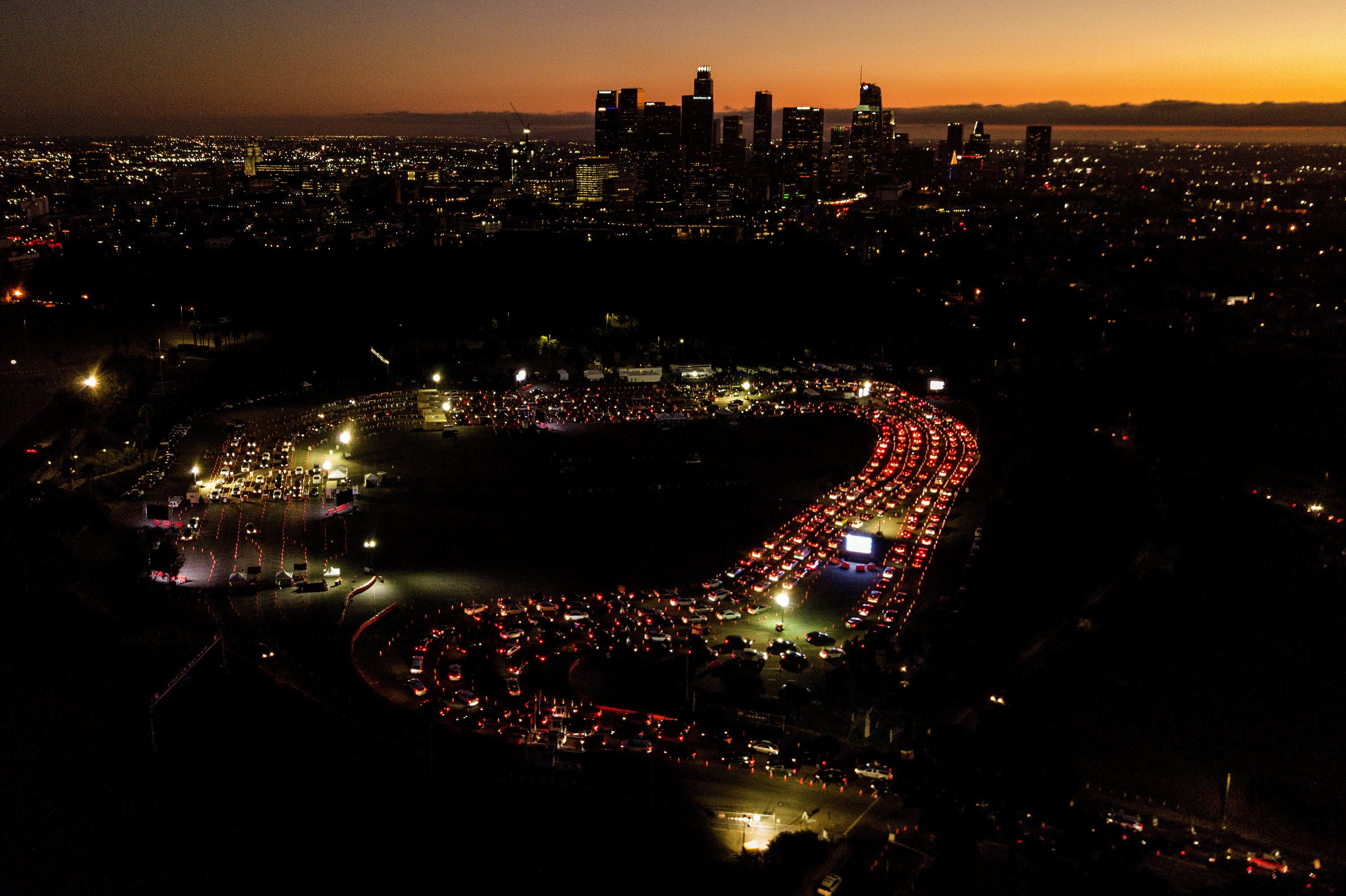 Los Angeles orders more restrictions as coronavirus surges – The Associated Press