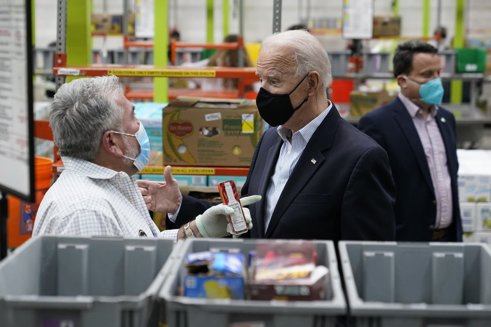 President Biden listens firsthand to Texans as he surveys weather damage