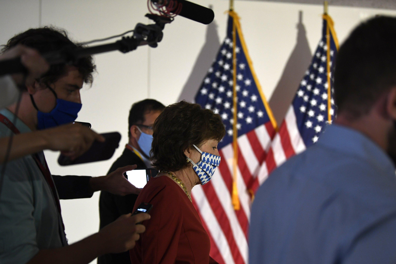 Supreme Court vacancy rattles Susan Collins' Senate race