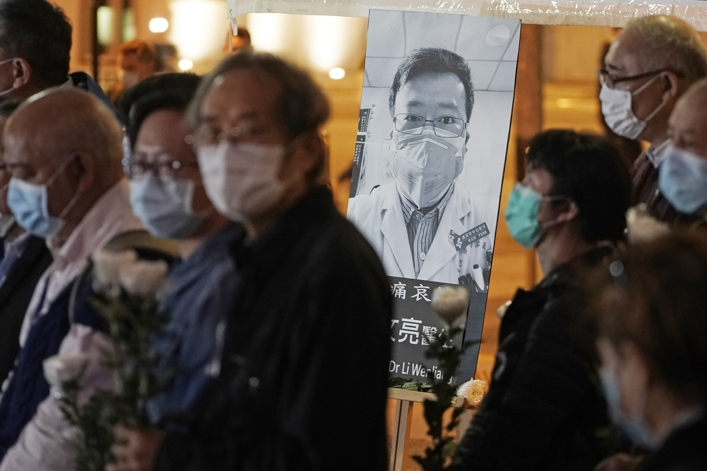 The Latest: Hong Kong ease pandemic rules as cases decline