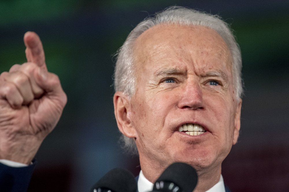Joe Biden's resounding victory in South Carolina spurs him on in his fight for the office of president of the United States with a new-found confidence