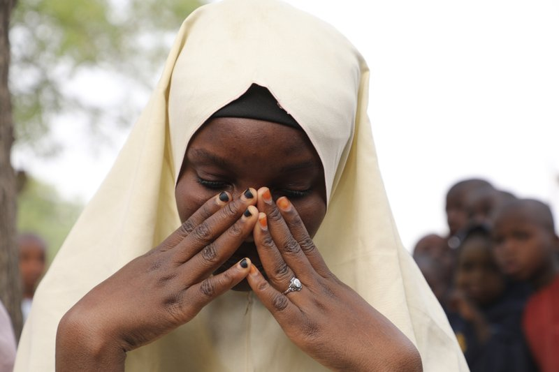 Parents of Abducted Nigerian Schoolgirls Pray and Hope for 'Divine Intervention'