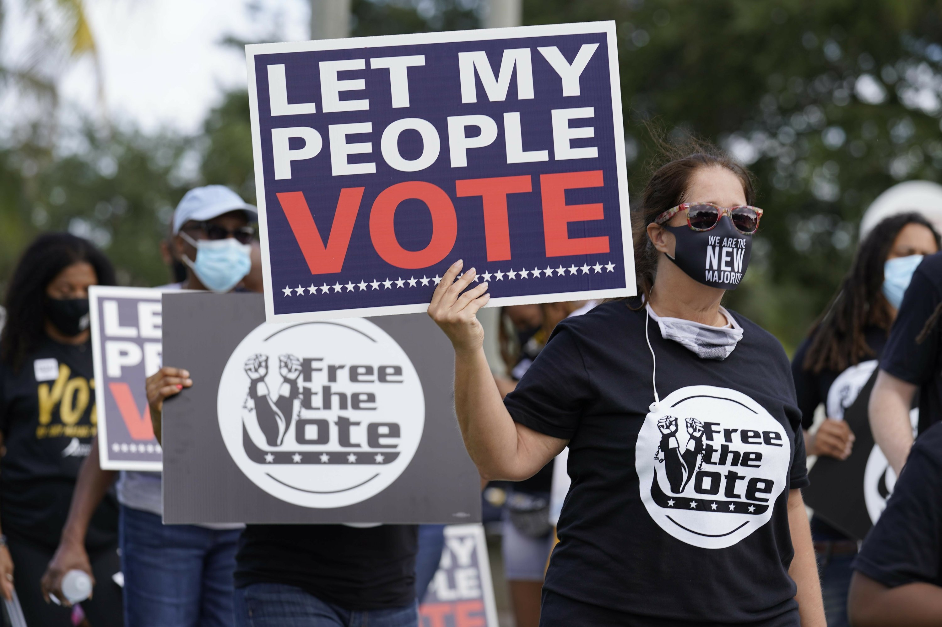 Election 2020 Today: Early voting, White House outbreak