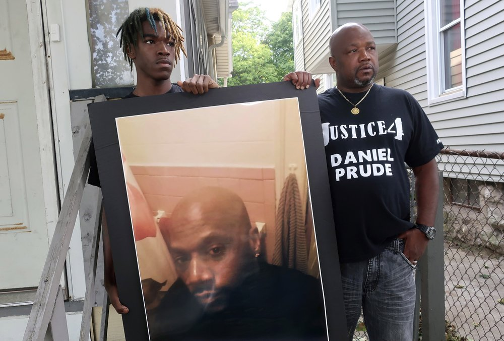 Wrongful death and civil rights violations filed against city of Rochester, police officers on behalf of Daniel Prude's kids