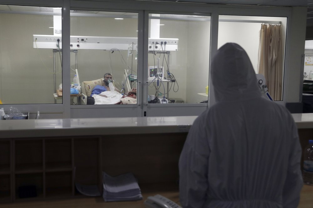Top Lebanese hospital doctors and nurses say they are exhausted, facing burnout, many have left