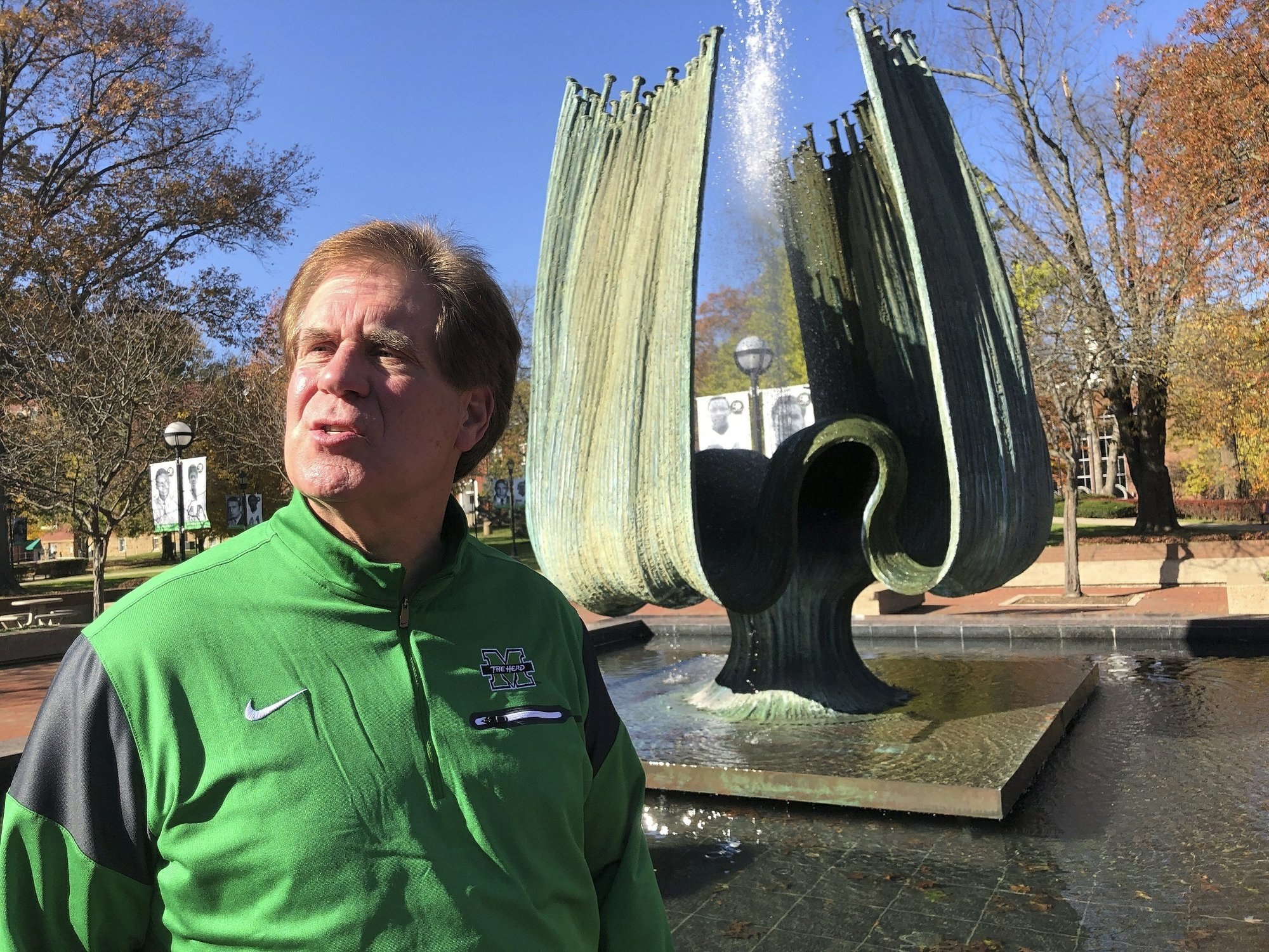 Marshall Remembers Worst Us Sports Disaster 50 Years Later