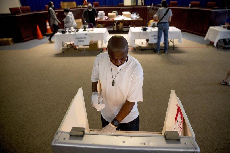 Joe Biden Looks to Clinch Democratic Nomination as 9 States & DC Vote Amid Coronavirus Pandemic, Social Unrest