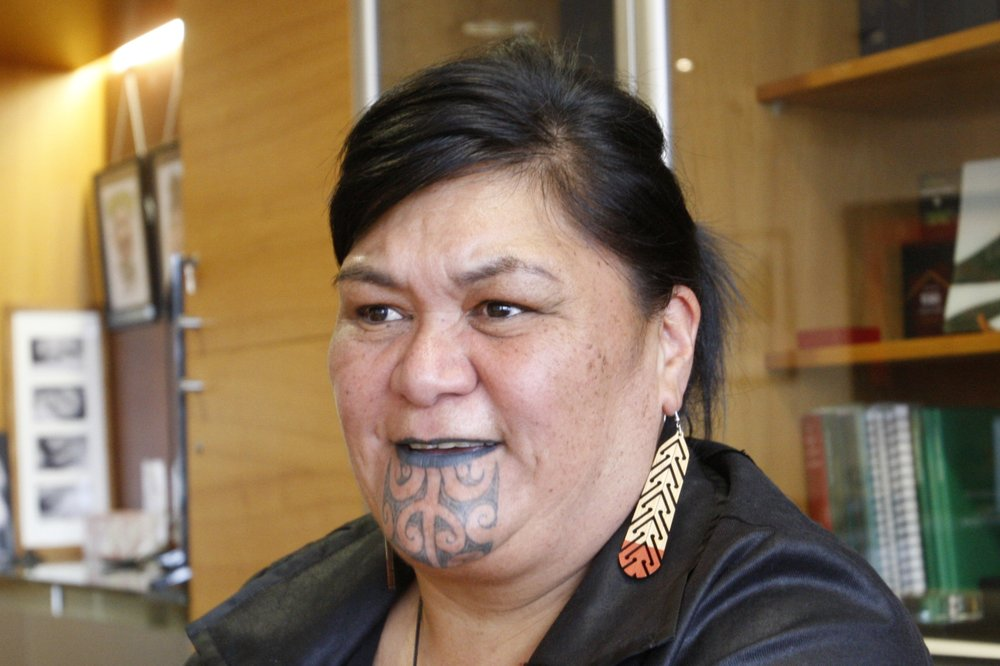 AP Interview: Nanaia Mahuta, the first Indigenous Maori woman to be appointed foreign minister in New Zealand, hits refresh on country's diplomacy