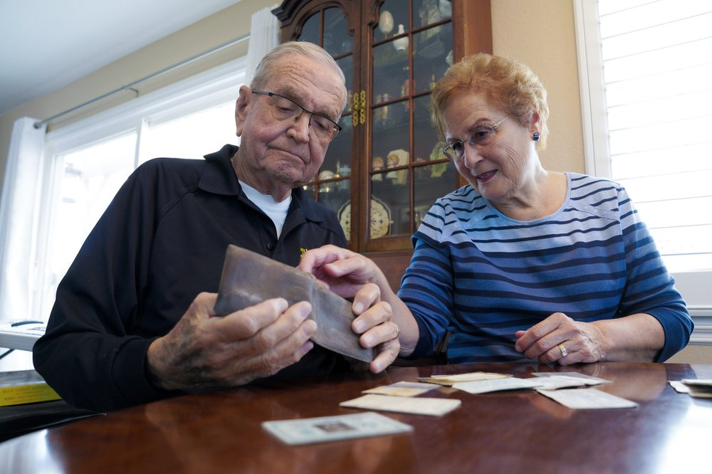 A good deed: Wallet lost in Antarctica in '60s returned to California man