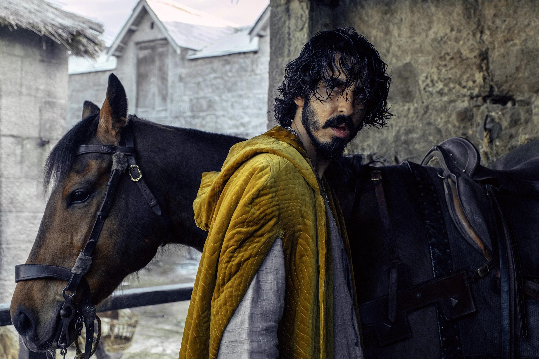 Review: In 'The Green Knight,' an enchanting Arthurian dream - Associated Press